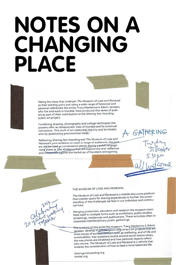 Notes on a Changing Place